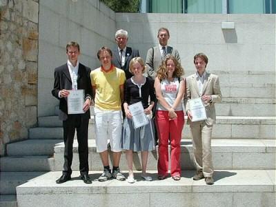 NNO 2005, team en prijzen