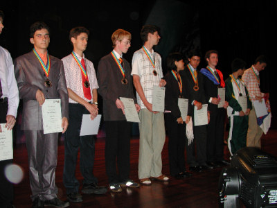 NNO 2008, maarten medaille
